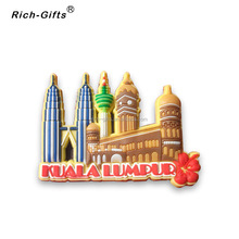 Wholesale 3D Rubber Souvenir Fridge Magnet