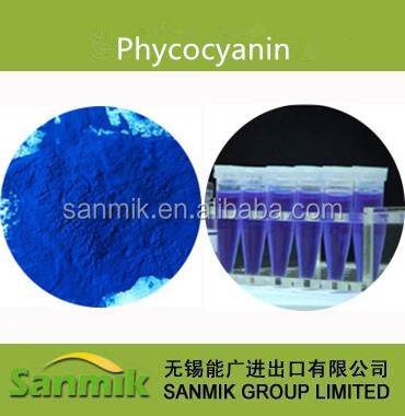 HALAL,KOSHER,ISO,HACCP Latest Style Phycocyanin CAS 11016-15-2