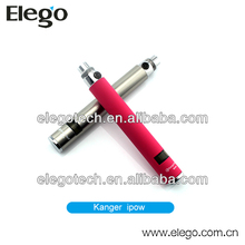 Newest Kangertech IPOW Battery EGO Twist with Variable Voltage 3V to 5V and Multi Colors Wholesale