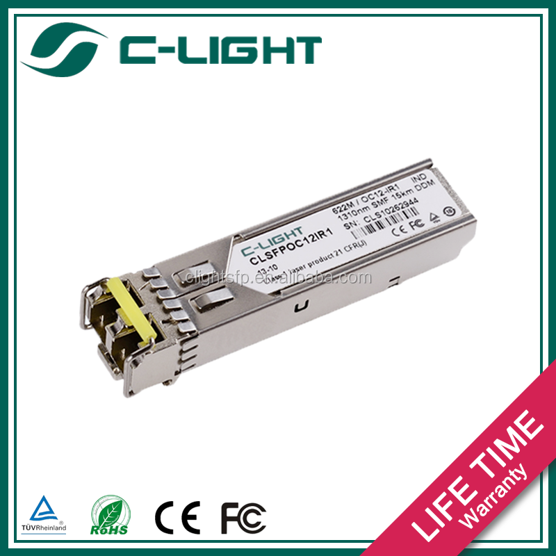 40km SFP Fiber Optical Transceiver 1310nm SDH Network Equipment