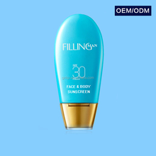 OEM ODM Moisturizing Facial Sunscreen For Outside Use