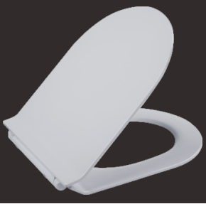Decorative Toilet Seat Cover With Slimline Design Wall Hung Toilet Seat Buy