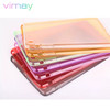 Soft clear TPU Rubber Back Cover Case For iPad mini 1 2 3 wholesale