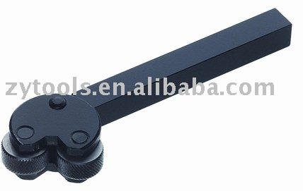 Knurling tool Pivot head model