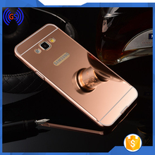 Matel Bumper Case Aluminum PC Material Phone Back Cover Mobile Phone Case for Samsung