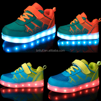 New Style Light Up Children Led Shoes Kids