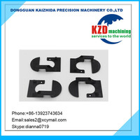 Plastic POM PC PVC Components Precision CNC Machined Part