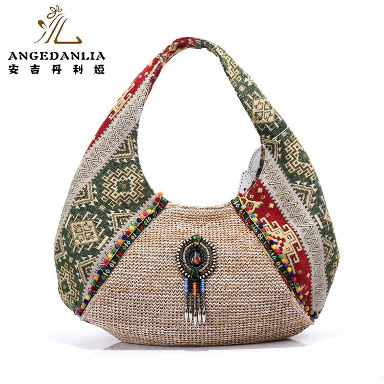 High quanlity New product Boho bag ethnic style purse women handbags wholesale