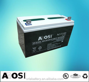 Sealed Deep cycle 12 Volt Solar Battery AGM Battery fireworks prices