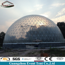 30m Diameter Big Transparent Clear Top Party Dome Tent For Events