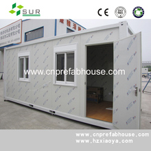 China prefabricated houses prefab homes ISO certification real estate