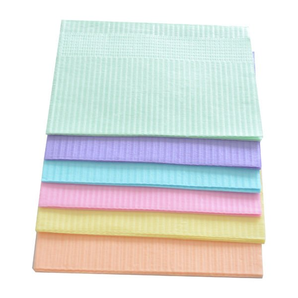 Disposable Nonwoven Dental Bibs With CE certification
