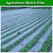 Biodegradable agricultural plastic mulch film, ground black cover, Biodegradable plastic film