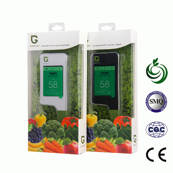 Greentest-1A-3, nitrate tester device for vegetables, fruits, and meat, radiation tester, health care for your family