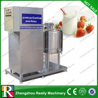 100/150L food pasteurization machine for milk & juice