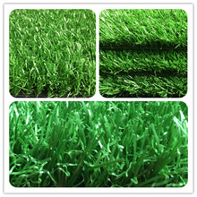 UV Resistant Durable Soccer Anti static Non-infill Synthetic Grass