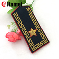 Promotional custom embroidery military uniform shoulder epaulets