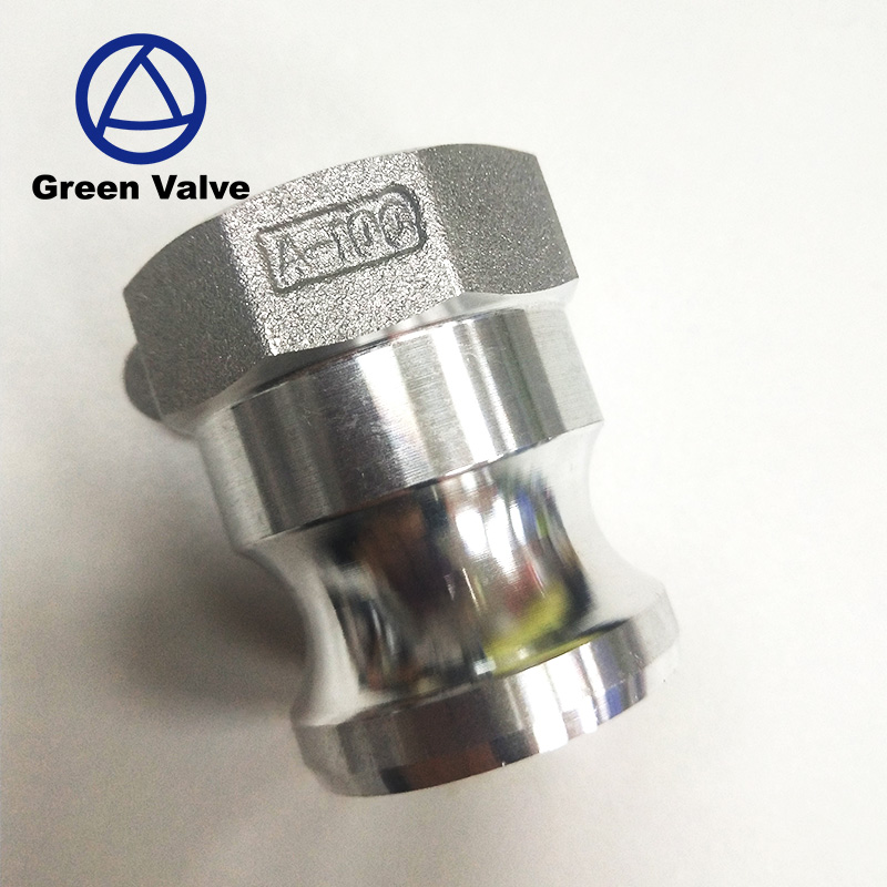 Green Guten-Top Free sample available aluminum bsp to npt thread quick connector China manufacture European air hose coupling