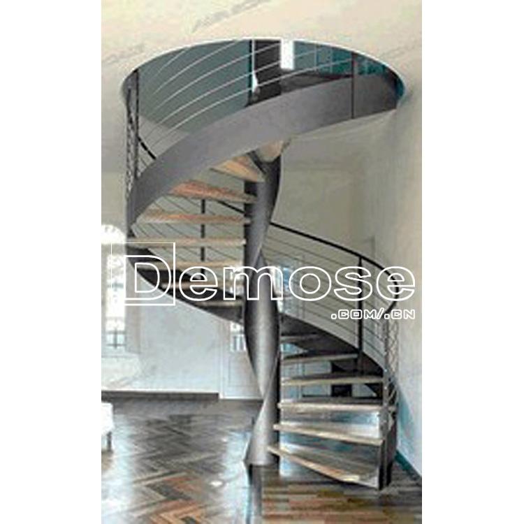 Conversione Loft Scala Di Vetro Corridori Design