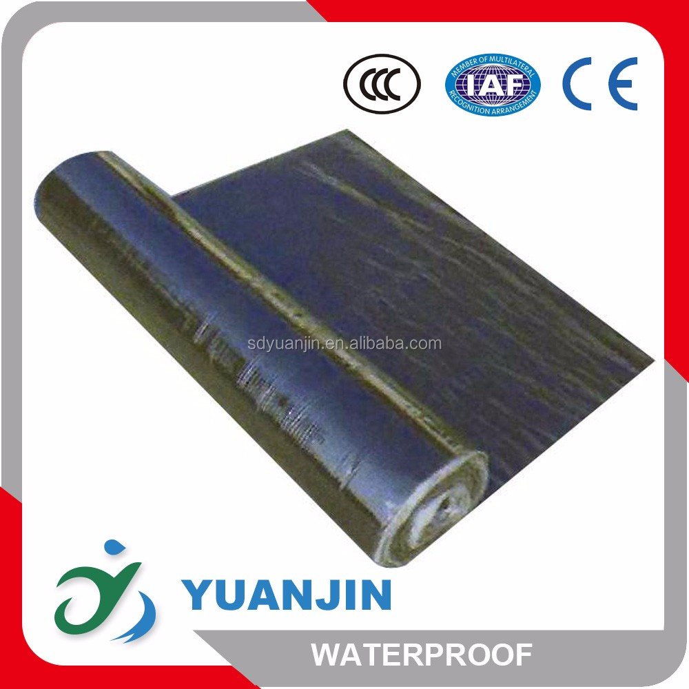self adhesive SBS modified bitumen Keep dry roll made in China