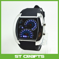Custom watch new arrival stainless steel back with quartz watches bezel japan movt,