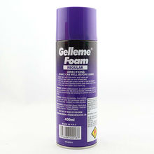 Gelleme shaving foam/hot shaving cream 400ml