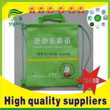 Top grade top sell linen jewelry bags
