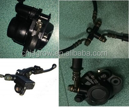 Motorcycle brake system parts ATV brake system