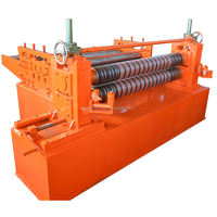 Toppo Machinery Stainess Steel Slitting Line