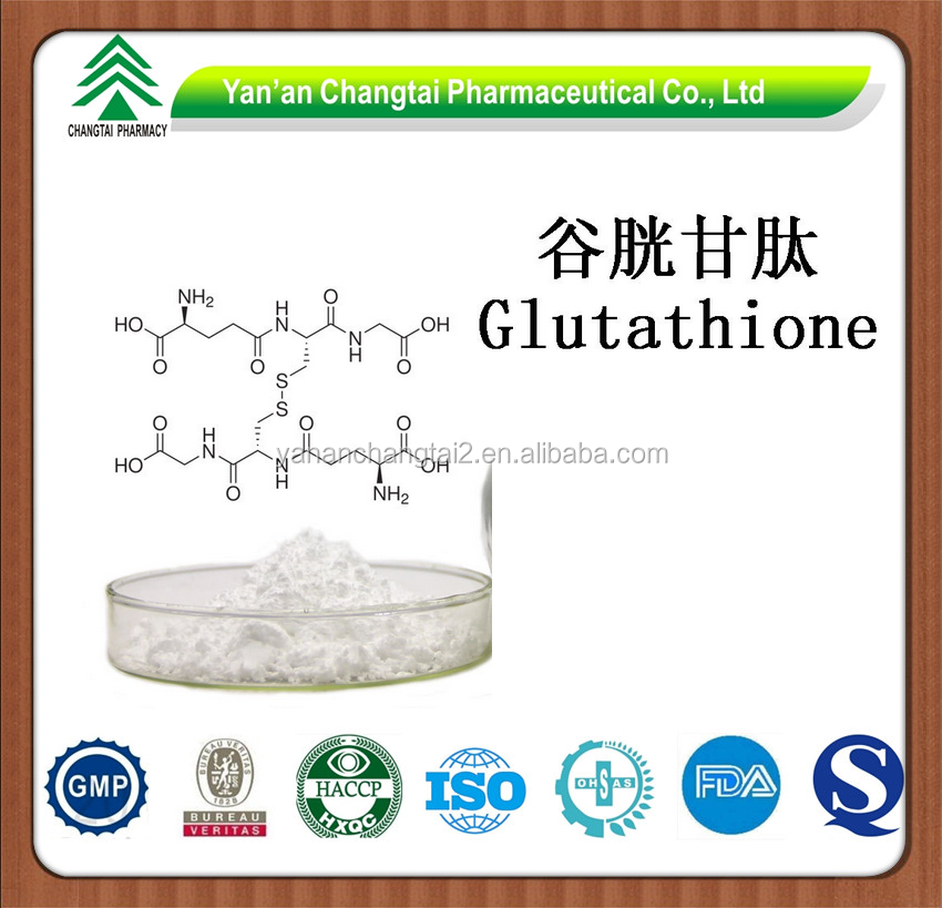GMP factory supply Natural herb Tationil glutathione
