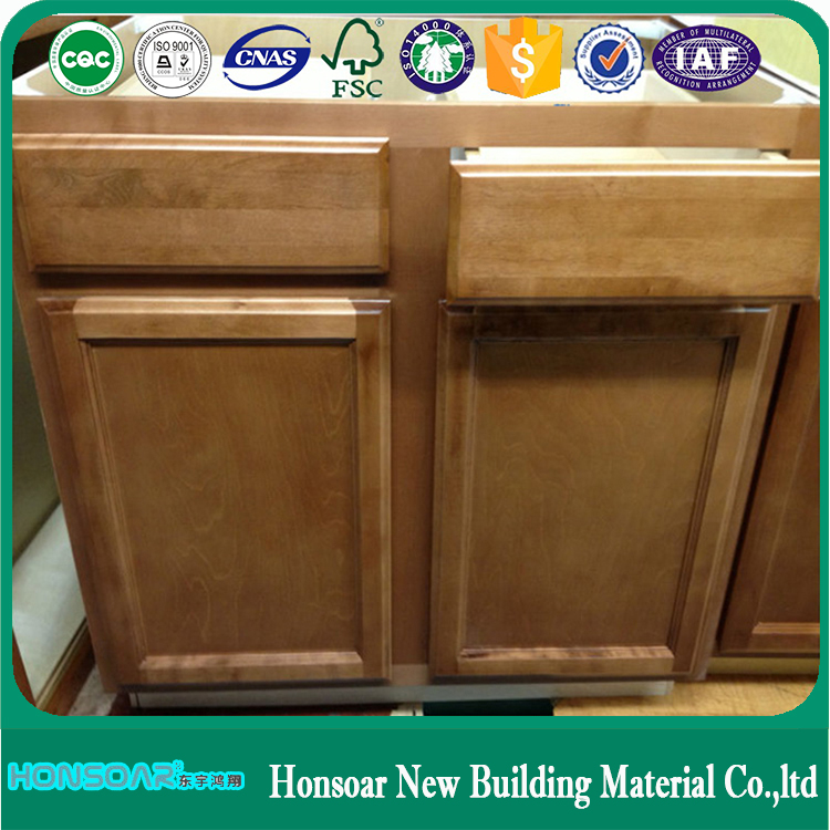 Fully customized solid wood kitchen cabinet for European style kitchen cabinet