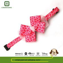 Unique Design Dog Outdoor Fake Fur Collar For Dog
