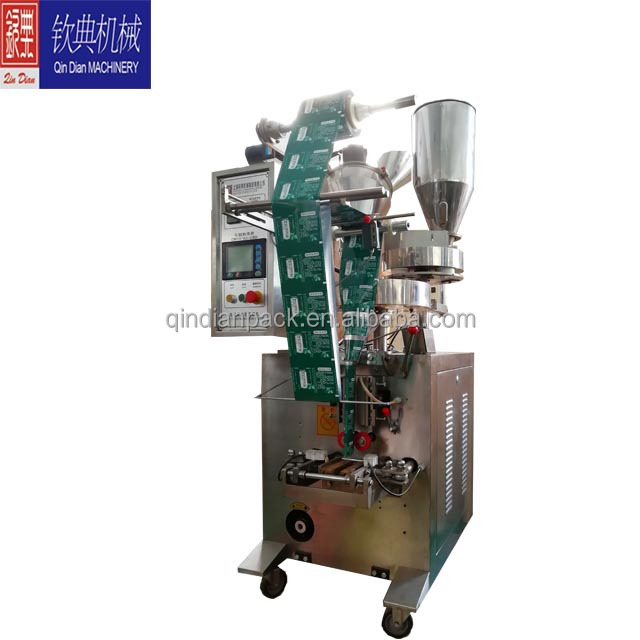 stainless steel weighing medicine/ice candy/chemical/salt automatic granule packing machine with CE