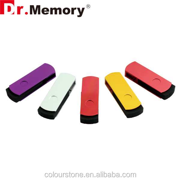 Dr.memory Cheap promotional custom swivel usb flash drive/plastic stock usb stick, mini usb 3.0 flash drive/usb flash memory
