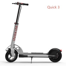 foldable Inokim Myway 2 wheels porotable adult kick scooter big wheels