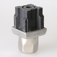 Adjustable Foot insert for O.D.40MM square tubing