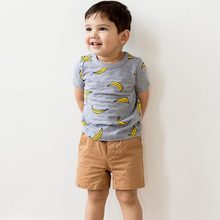 boutique children clothes set <strong>boy's</strong> cotton knit round neck <strong>t-shirt</strong> and pants