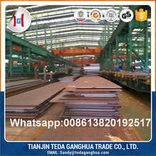 ASTM A709 Gr50 Gr100 Gr50W Gr100W low alloy bridge structural steel plate price per kg