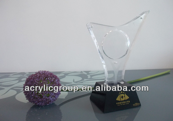 Manufacturer supplies exquisite acrylic trophy blanks
