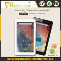 Tablet PC MTK8321 Quad Core 7 inch 3G Dual Sim Phone Call Andriod 5.1 Tablet