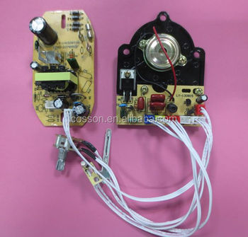 atomizer kit Ultrasonic humidifer transducer with PCB board