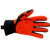 Seibertron High-vis Waterproof style impact protection work glove en388 Hi Vis Palm working mechanical gloves