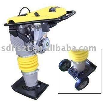 2 stroke petrol engine tamping rammer(CE)
