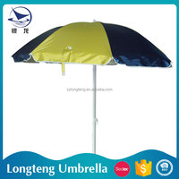 Famous Brand 8 steel ribs Beach umbrella Sun protection payung pantai