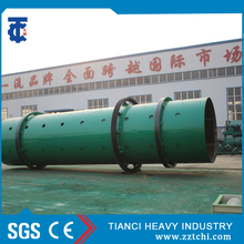 Chemical compound fertilizer machine hollow forged drum granulator