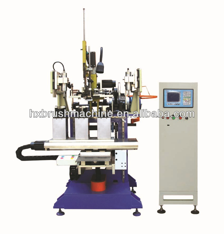 Steel Wire Brush Making Machine for Sale/ Wire Brush Machine