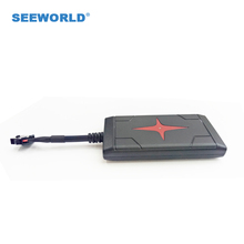 S288 Vehicle GPS Tracker with RFID SIM Card GPS Tracking Mileage Statistic Vehicle Traveling Data Recorder