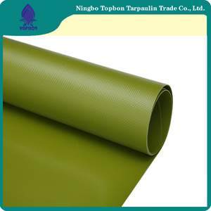 1000D polyester fabric PVC tarpaulin poly coated fabric for tent cloth