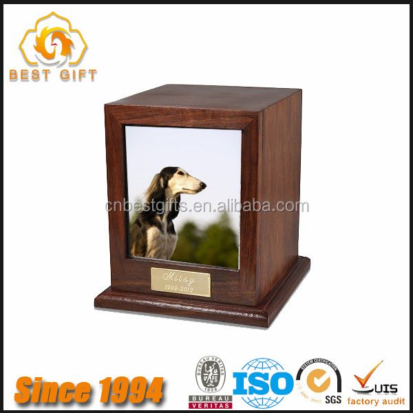 Top Quality Wholesale Wooden Pet Urns