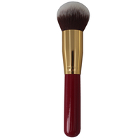 High quality deluxe makeup blush brush,handle makeup brush,free sample and OEM service